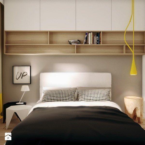 Mała Sypialnia Aranżacje Pomysły Inspiracje Bedrooms