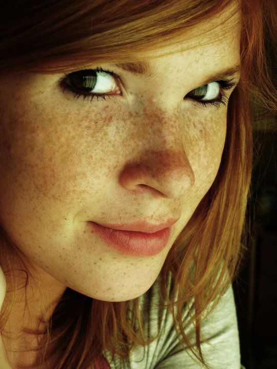 Hot redhead teen who is