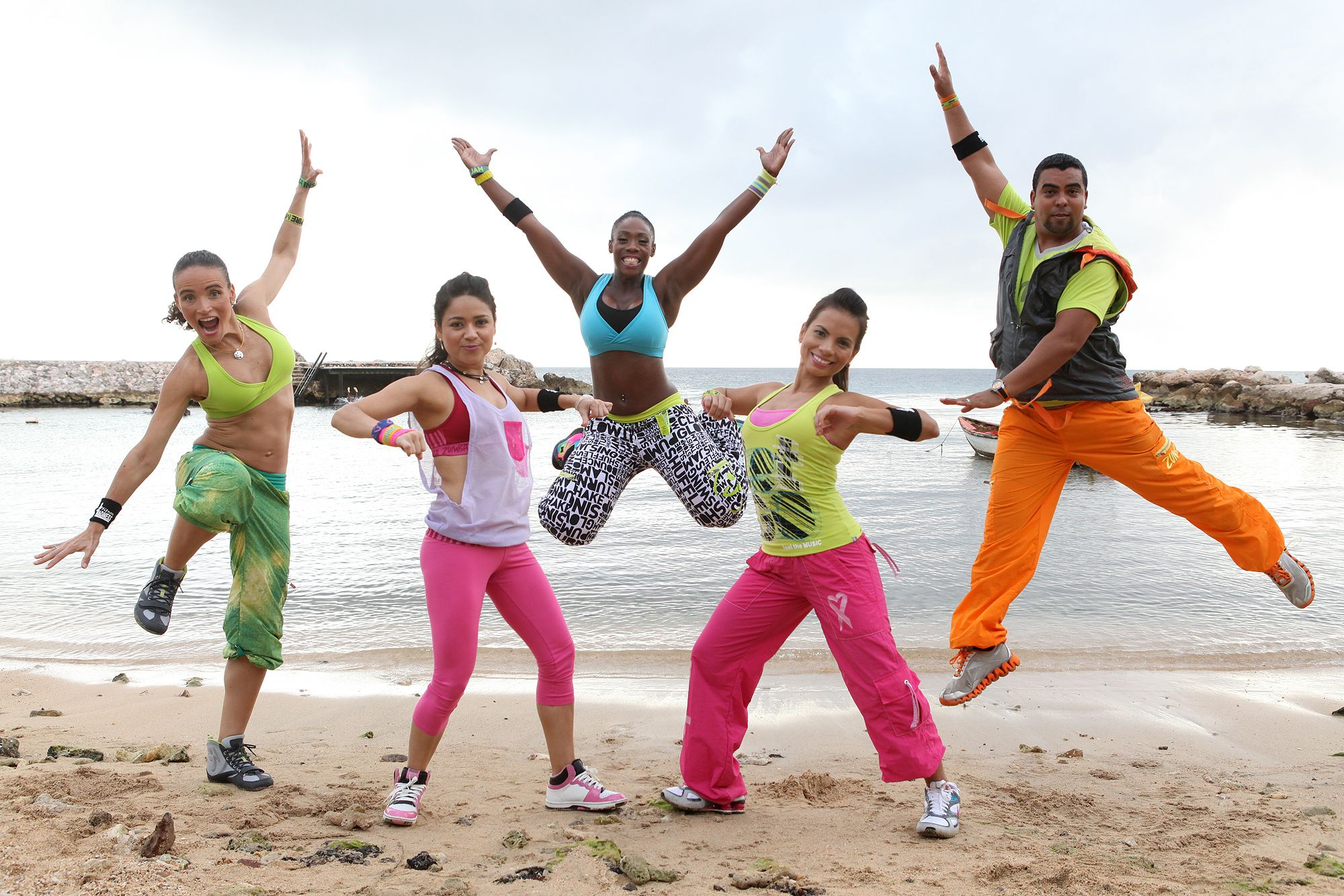 Fitness Madness Crew <3  #myzumbaparty Zumba Love from the beautiful Island of Curacao !