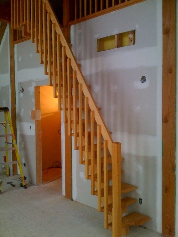 Ships Ladder Lennox Stairs And Wood Floors Custom Stairs And