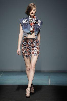 Brain ha presentado sus propuestas para otoño-invierno 2013/14 en la 080 Barcelona Fashion