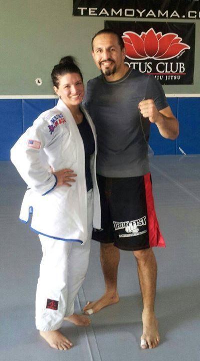 CARANO!!!! GINA again!!!! who's LOOK  training Do you think