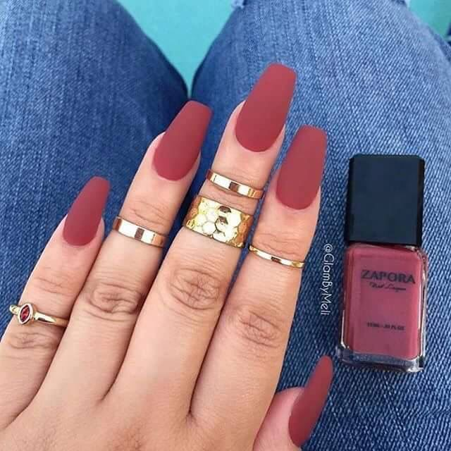 Pin by Allora Deonath on Nails | Pinterest | Nail inspo, Makeup and ...