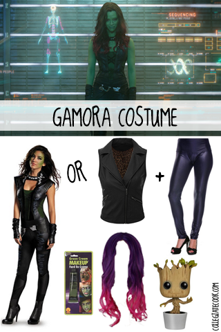 Halloween13 guardians of the galaxy costume ideas how to get halloween13 guardians of the galaxy costume ideas how to get gamoras look solutioingenieria Image collections