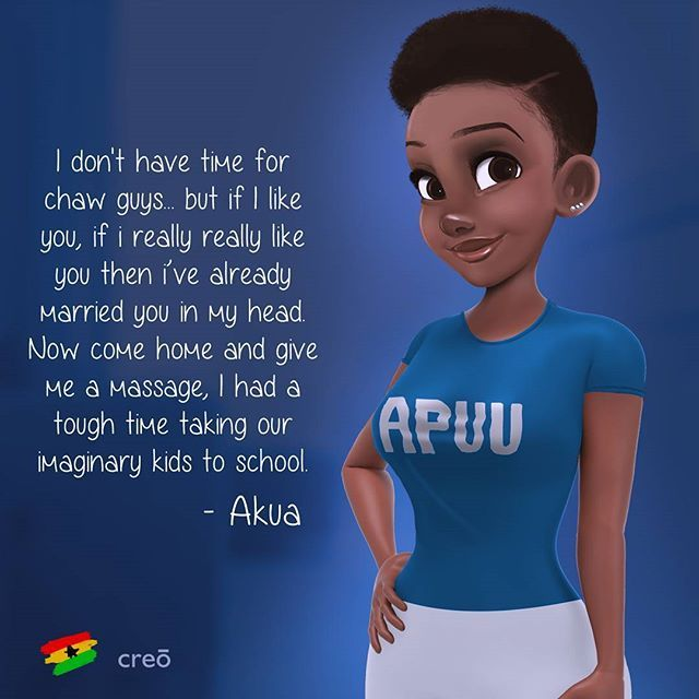 New DP Alert!! Feel The Ghanaba Experience With Akua. 12th