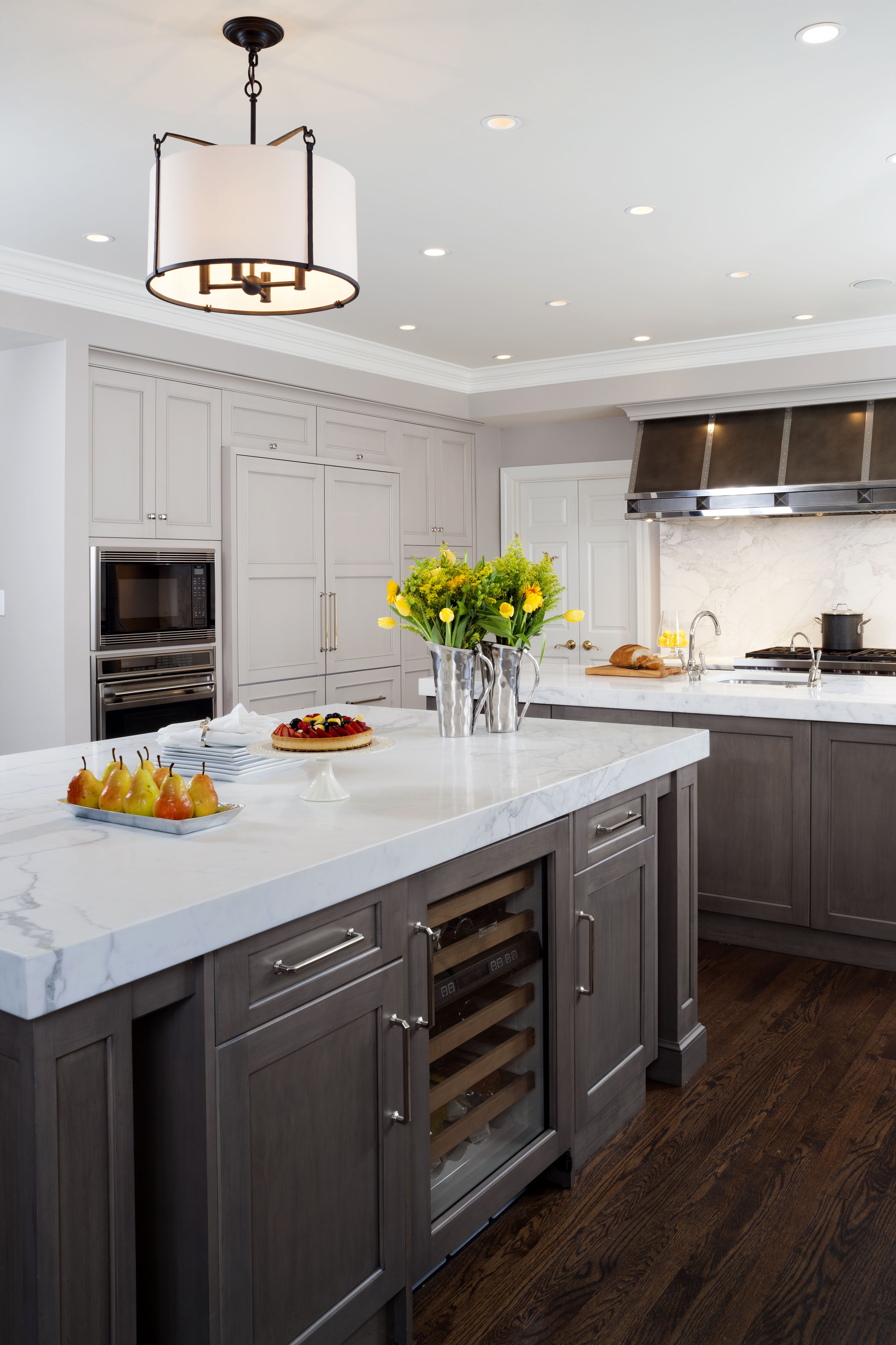 Designed by Kristin Peake Interiors with Jack Rosen Custom