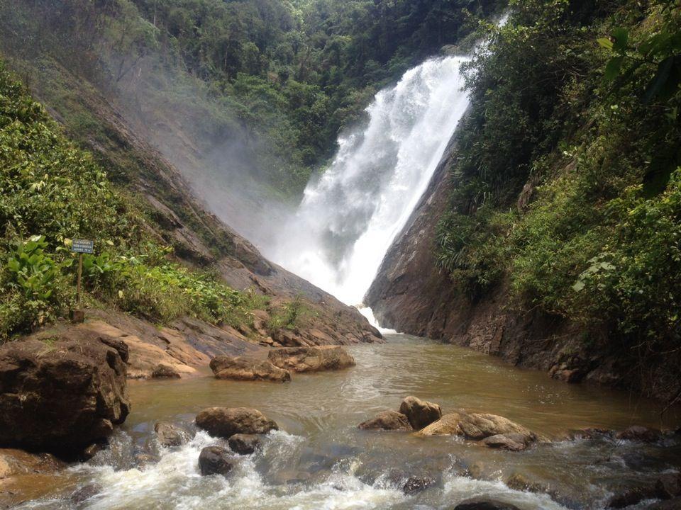 Veu De Noiva Cachoeira Parque Cachoeira Veus De Noiva E Parque