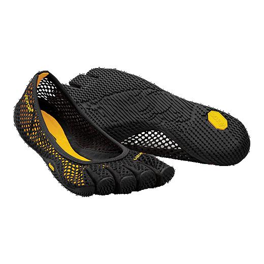 Vibram Women S Fivefingers Vi B Hiking Shoes Black Minimalist