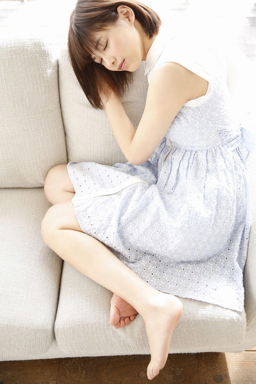 ファッションモデルの渡邉理佐さん
