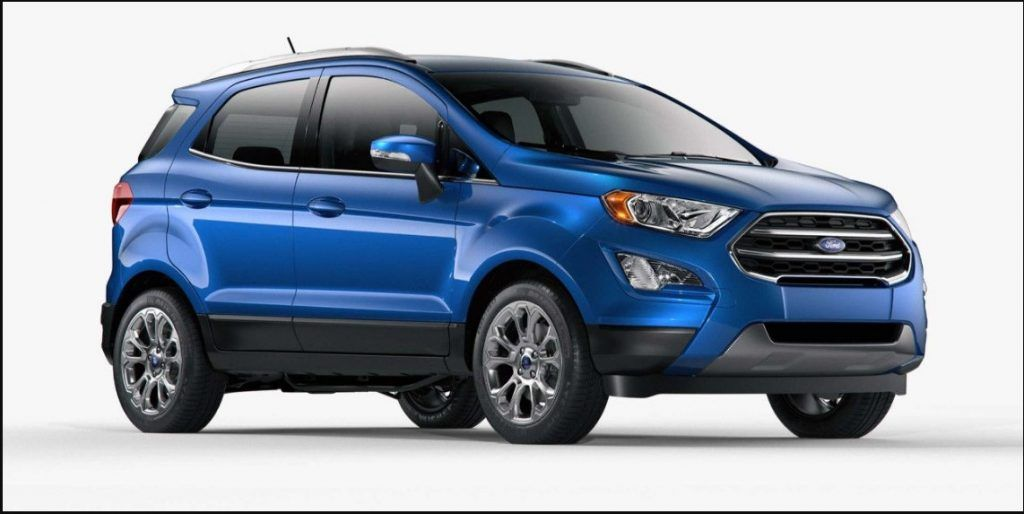 2019 Ford Ecosport 2 5 Litre Specs And Release Date Ford Ecosport Ford Vehiculos