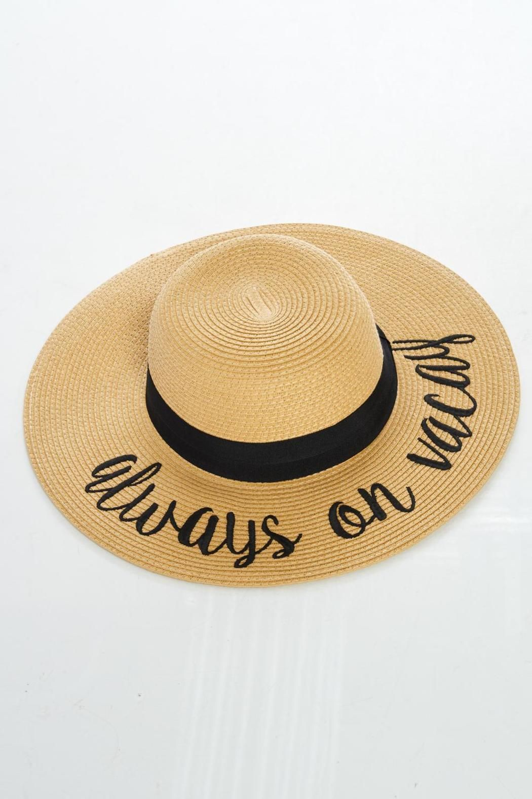 1159d06b4 C.C. Always On Vacay Hat | Boutique Highlights | Hats, Sun hats ...