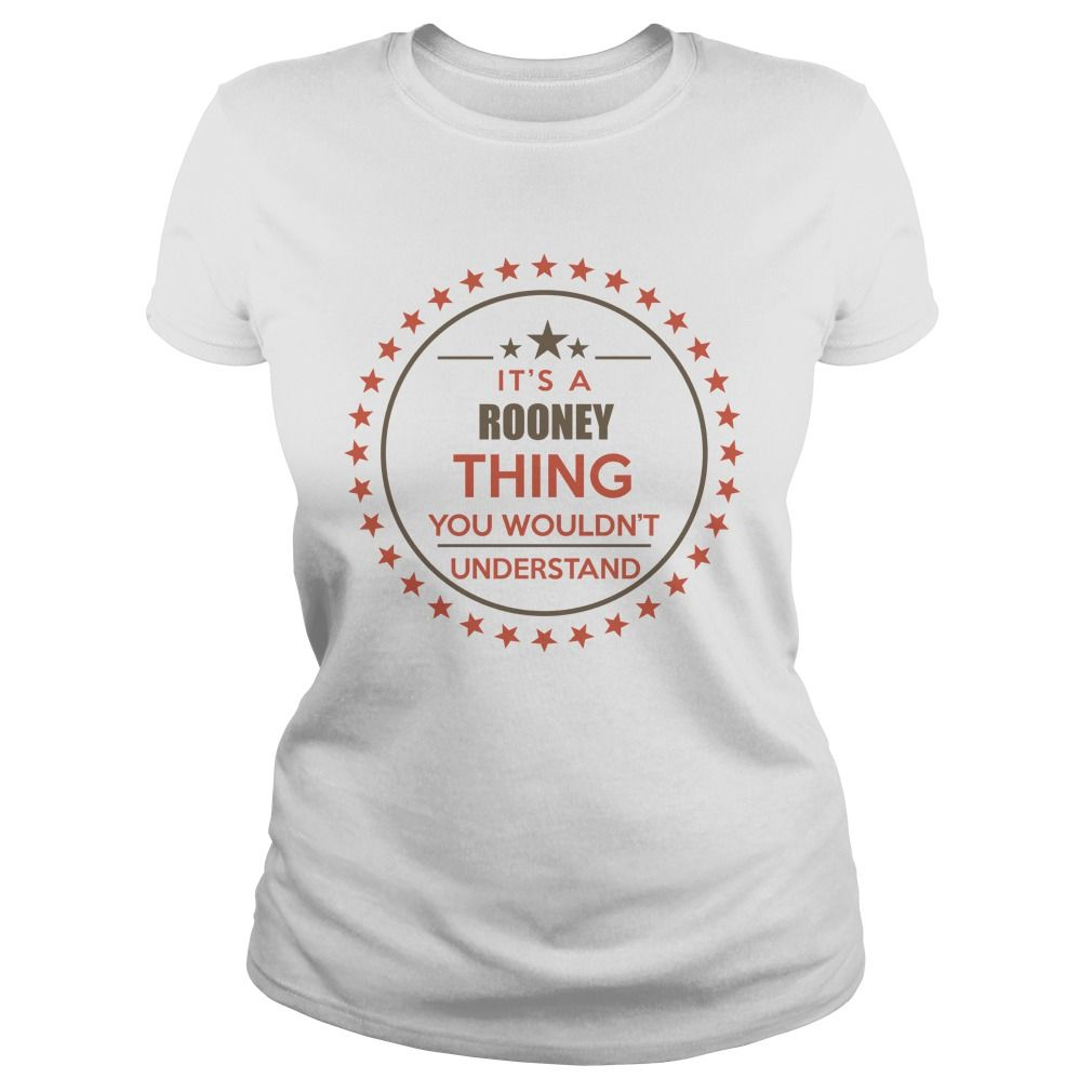 ROONEY It's a ROONEY thing you wouldn't understand shirts #gift #ideas #Popular #Everything #Videos #Shop #Animals #pets #Architecture #Art #Cars #motorcycles #Celebrities #DIY #crafts #Design #Education #Entertainment #Food #drink #Gardening #Geek #Hair #beauty #Health #fitness #History #Holidays #events #Home decor #Humor #Illustrations #posters #Kids #parenting #Men #Outdoors #Photography #Products #Quotes #Science #nature #Sports #Tattoos #Technology #Travel #Weddings #Women