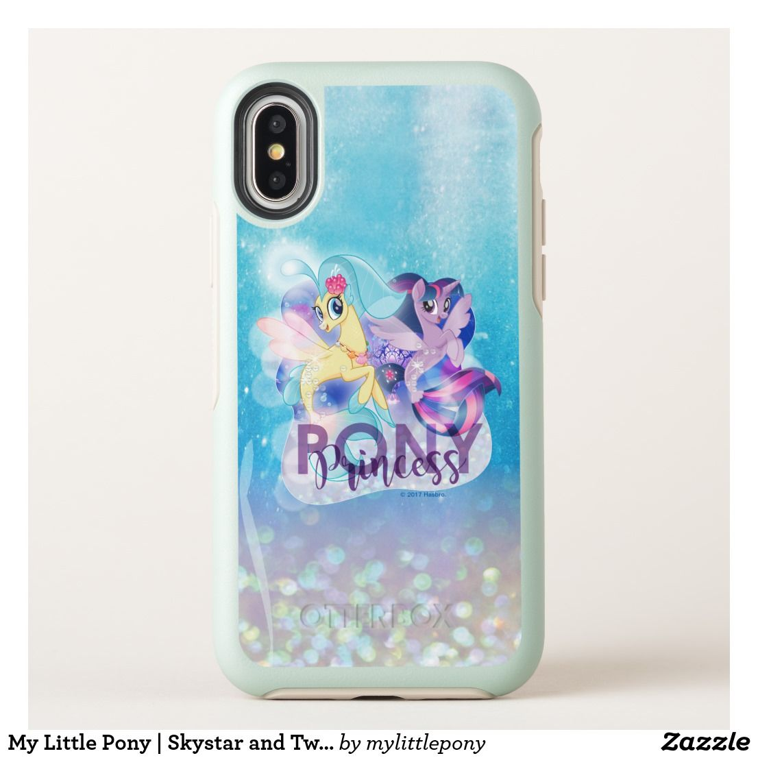 huge selection of 5081c ed23d My Little Pony | Skystar and Twilight - Princess OtterBox iPhone ...