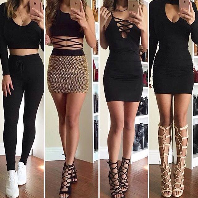 Girls Night Out | Cool outfits | Fashion outfits, Fashion ...