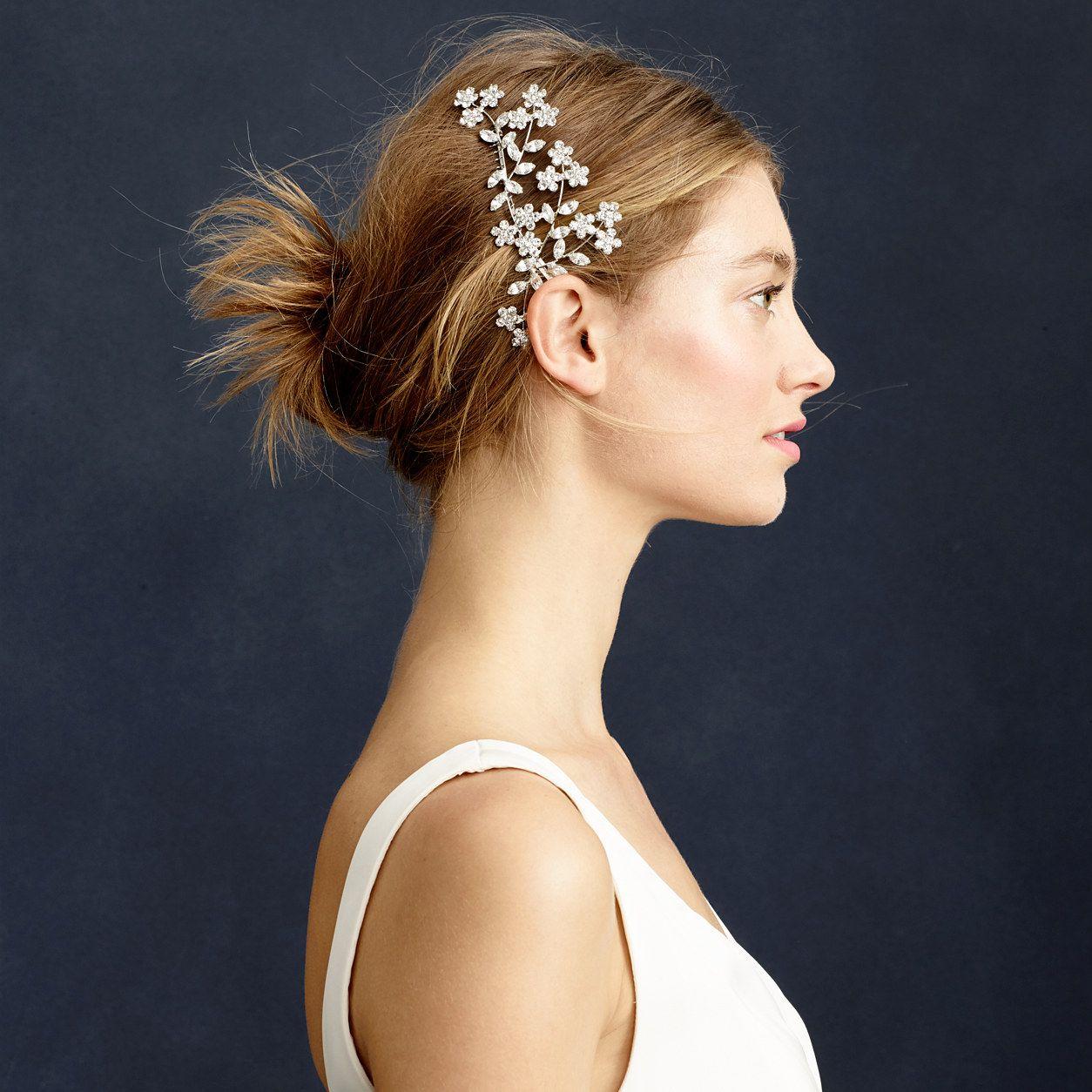 jennifer behr jasmine comb : jewelry & accessories | j.crew
