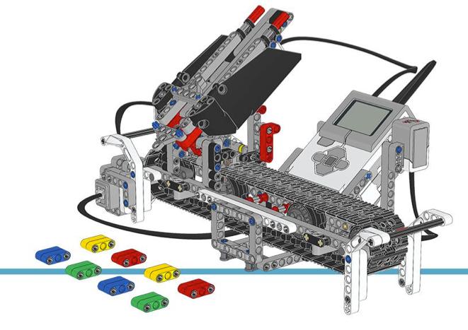 Color Sorter Instructions — LEGO and LEGO Mindstorm Community ...