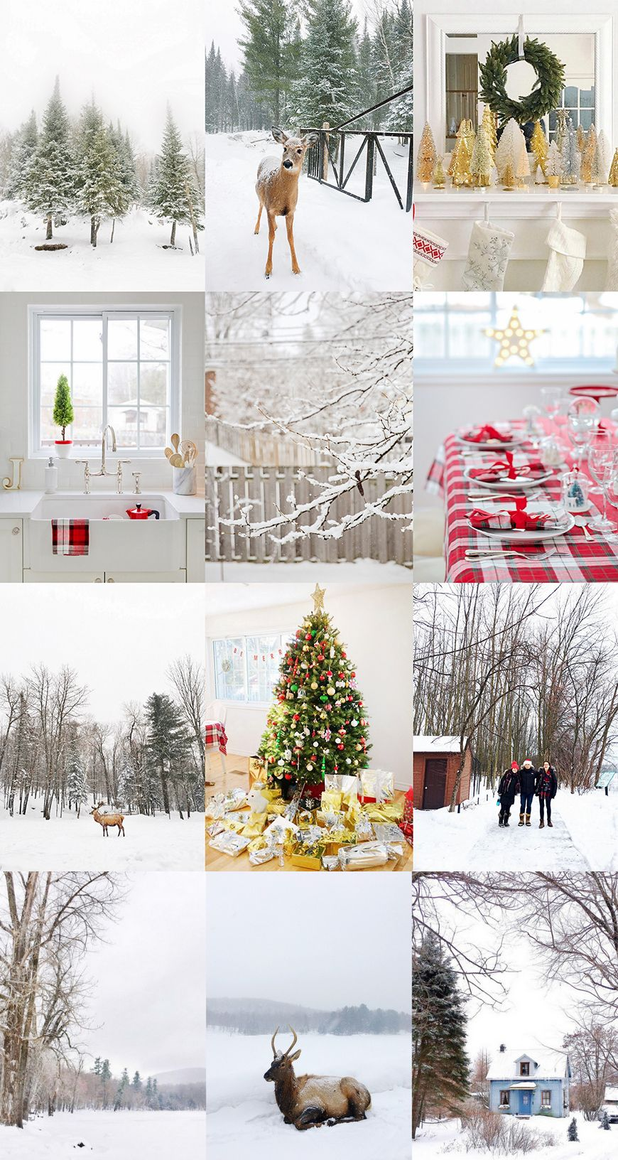 Navidad en Montreal   December to come♥   Pinterest   Decking and Hall