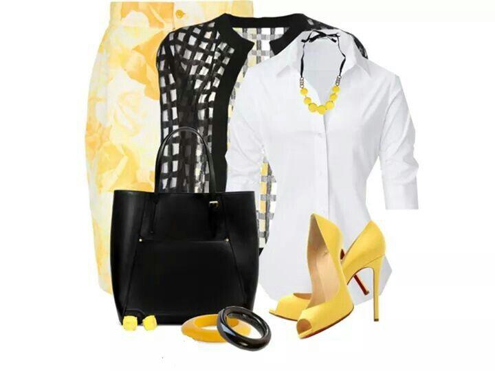 Yellow n Black