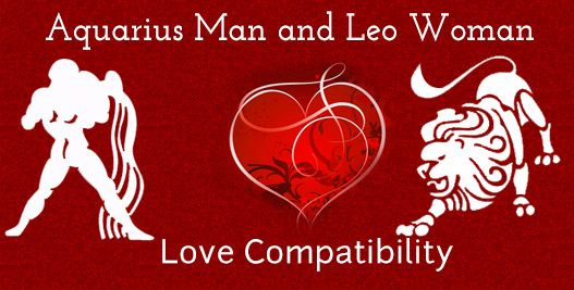 Aquarius Man and Leo Woman Love Compatibility | Yes I'm a