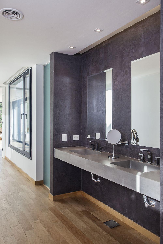 González y Asociados, Casa MB | Diseño de baños, Casas ...