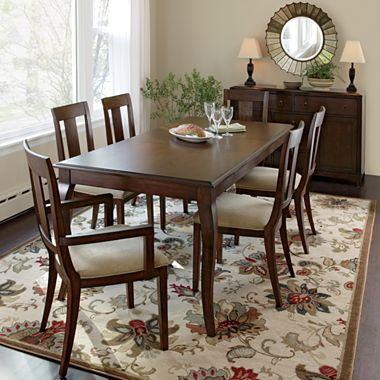 Linden Street Dining Set  jcpenney  Dining Room  Dining