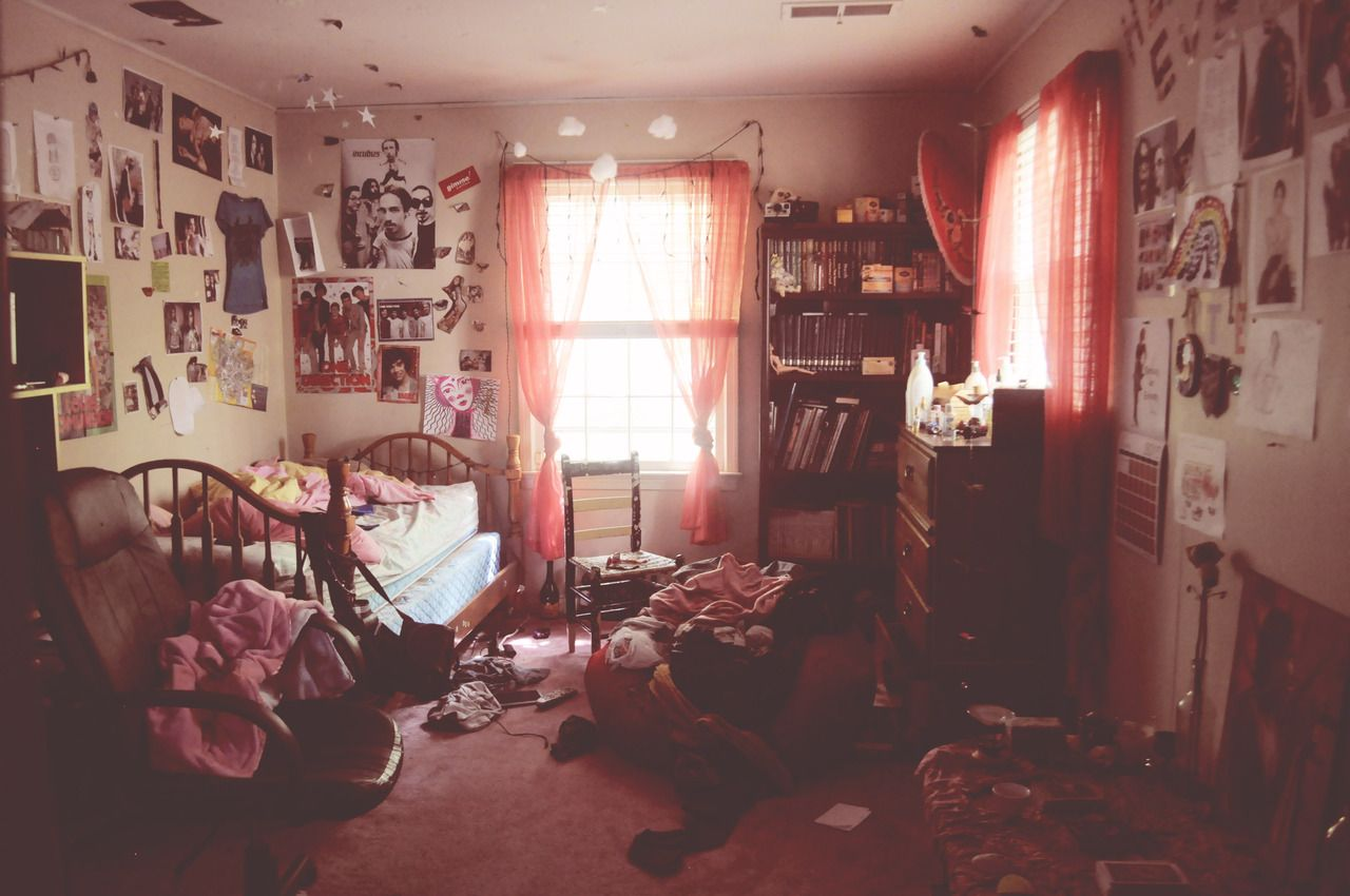 Simple teenage bedrooms tumblr - Teen Bedroom
