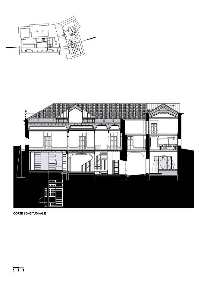 Casa da Escrita,Section