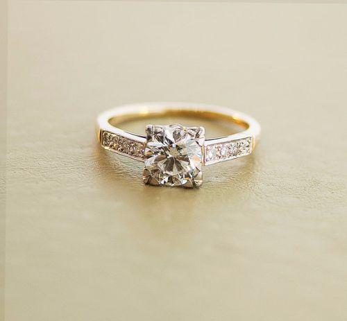 52 Unique Vintage Engagement Rings Engagement rings canada Unique