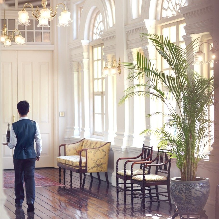 Colonial Interior Design Singapore: Pin By Tylor Calena On Singapore Hotels