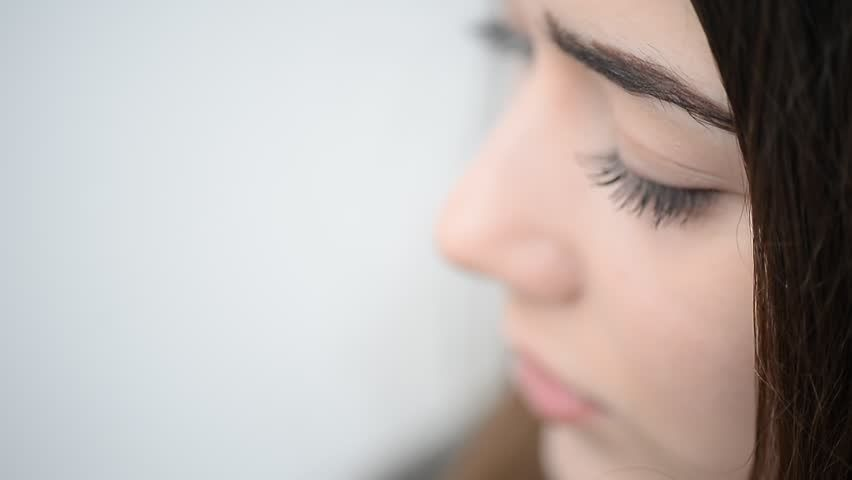 Фото девушек в пол-лица (30 картинок) | Кольца в нос ...