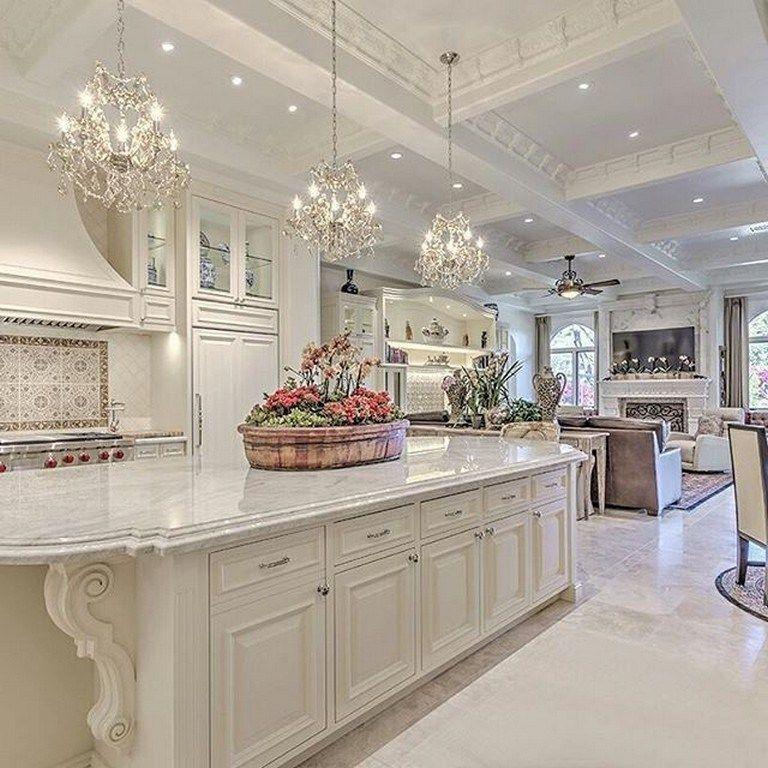 » Home Designs ✔65 best white kitchen design ideas