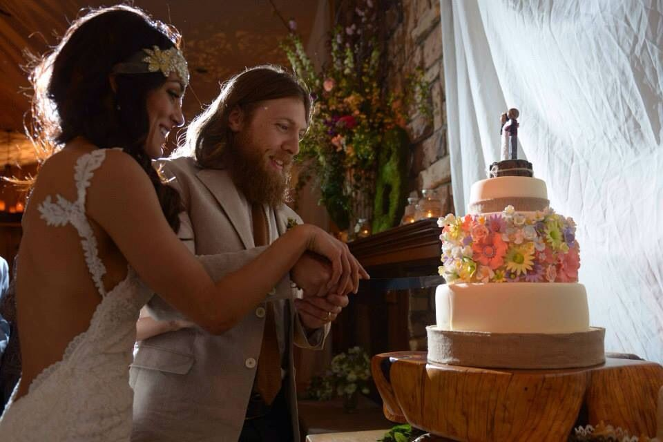Brie Bella Daniel Bryan S Wedding Brie Bella Wedding Brie Bella Wedding