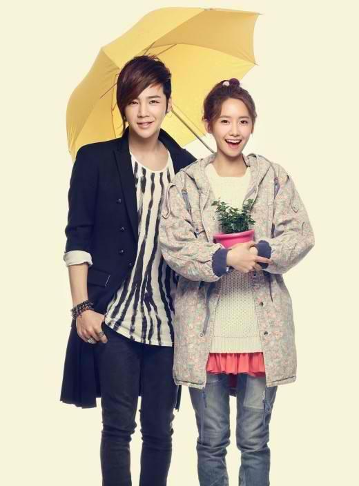 Jang Geun Suk e Park Shin Hye dating nella vita reale 2013