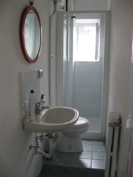 Tiny Shower Room Ideas view source image | tiny bathroom for she sheds | pinterest