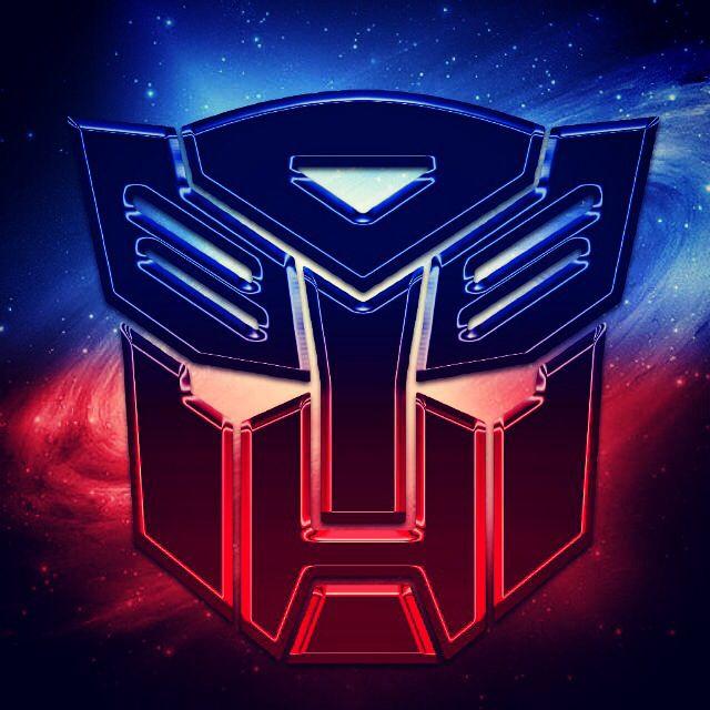 optimus prime autobot symbol super heroes