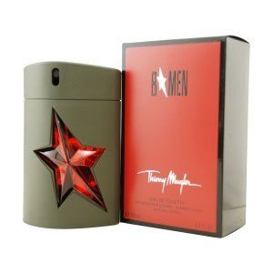 Angel B Men for Men Gift Set - 1.7 oz EDT Spray + 2.7 oz Deodorant Stick by Thierry Mugler. $58.99. Angel B Men is recommended for daytime or casual use. Gift Set - 1.7 oz EDT Spray + 2.7 oz Deodorant Stick. This Gift Set is 100% original.. A super hero surges upwards, in a blaze of action and colour, his hand clasping the source of his strength, the Angel B Men fragrance. Thierry Mugler was always an avid reader of 50's comic books. This was the inspiration for the An...