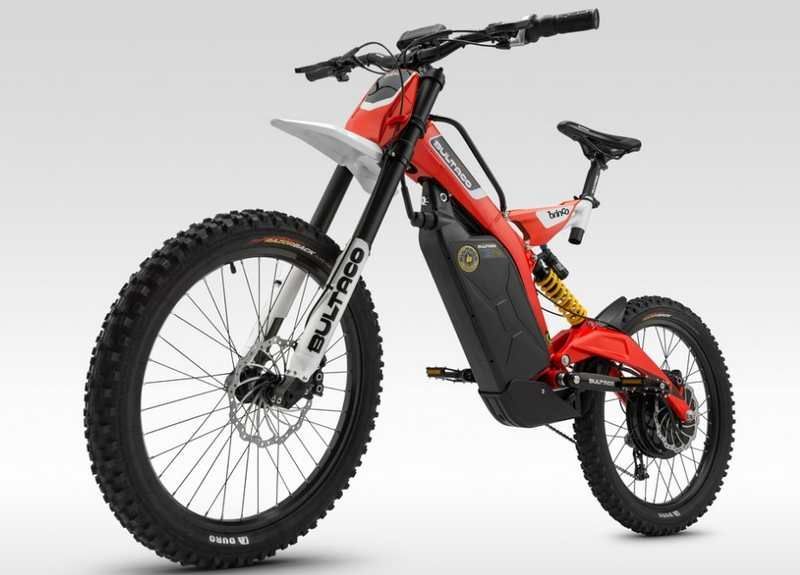 Bultaco Brinco Electric Dirt Bikes Electric Bike Electric