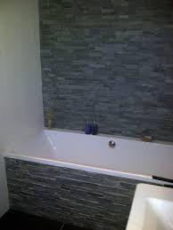 Afbeeldingsresultaat voor badkamer steenstrips - Badkamer ...