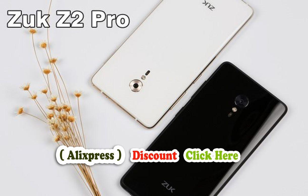 Lenovo ZUK Z2 Pro Smartphone 5 2 Inch 1080P Super AMOLED 6GB