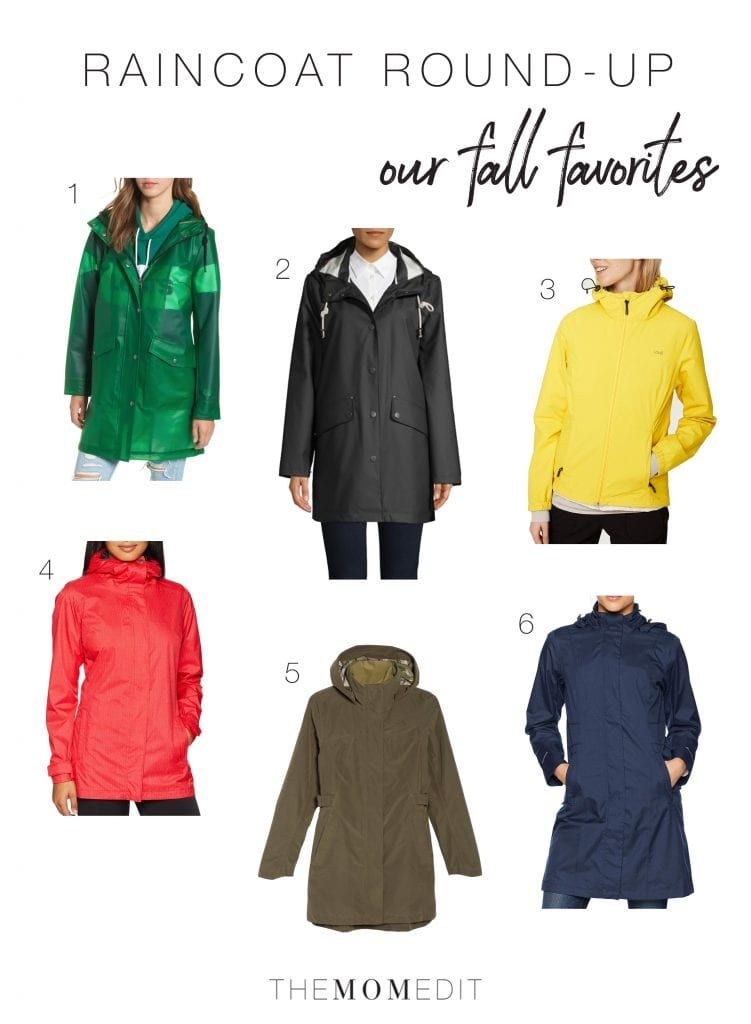 846a19495db I get questions at this time every year about a rain jacket round-up…so  look no further! It is here!  Raincoats  RainJackets
