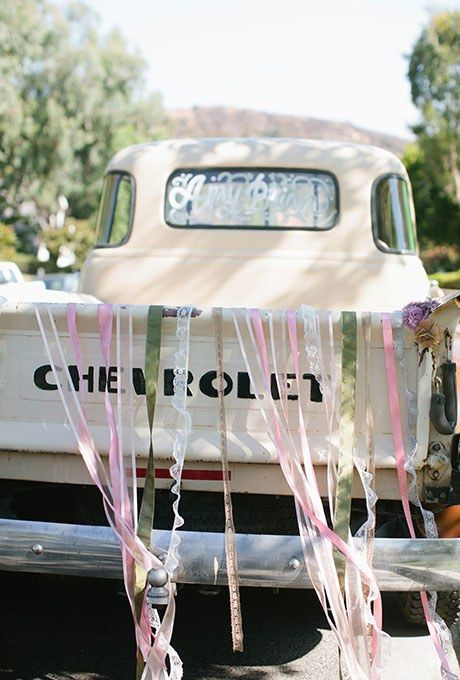 This 30 Creative Wedding Vehicles Ideas You Can Copy
