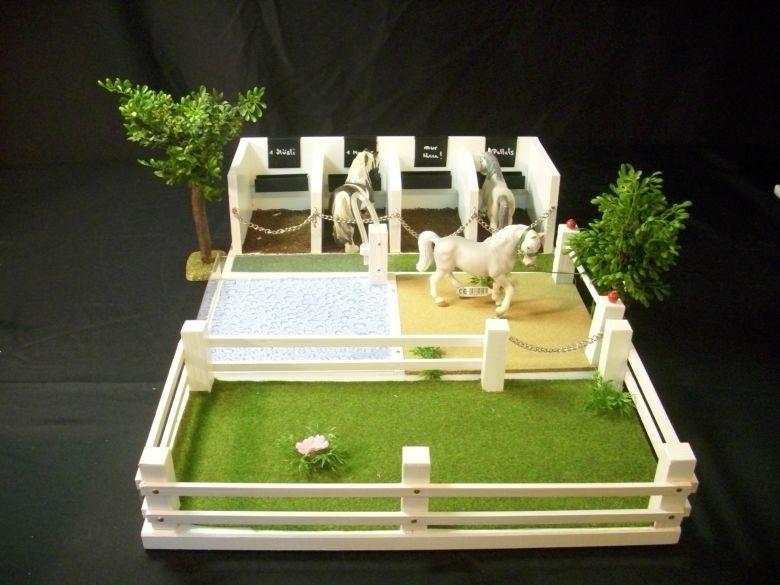 modell pferdestall selber bauen schleich stall selber. Black Bedroom Furniture Sets. Home Design Ideas
