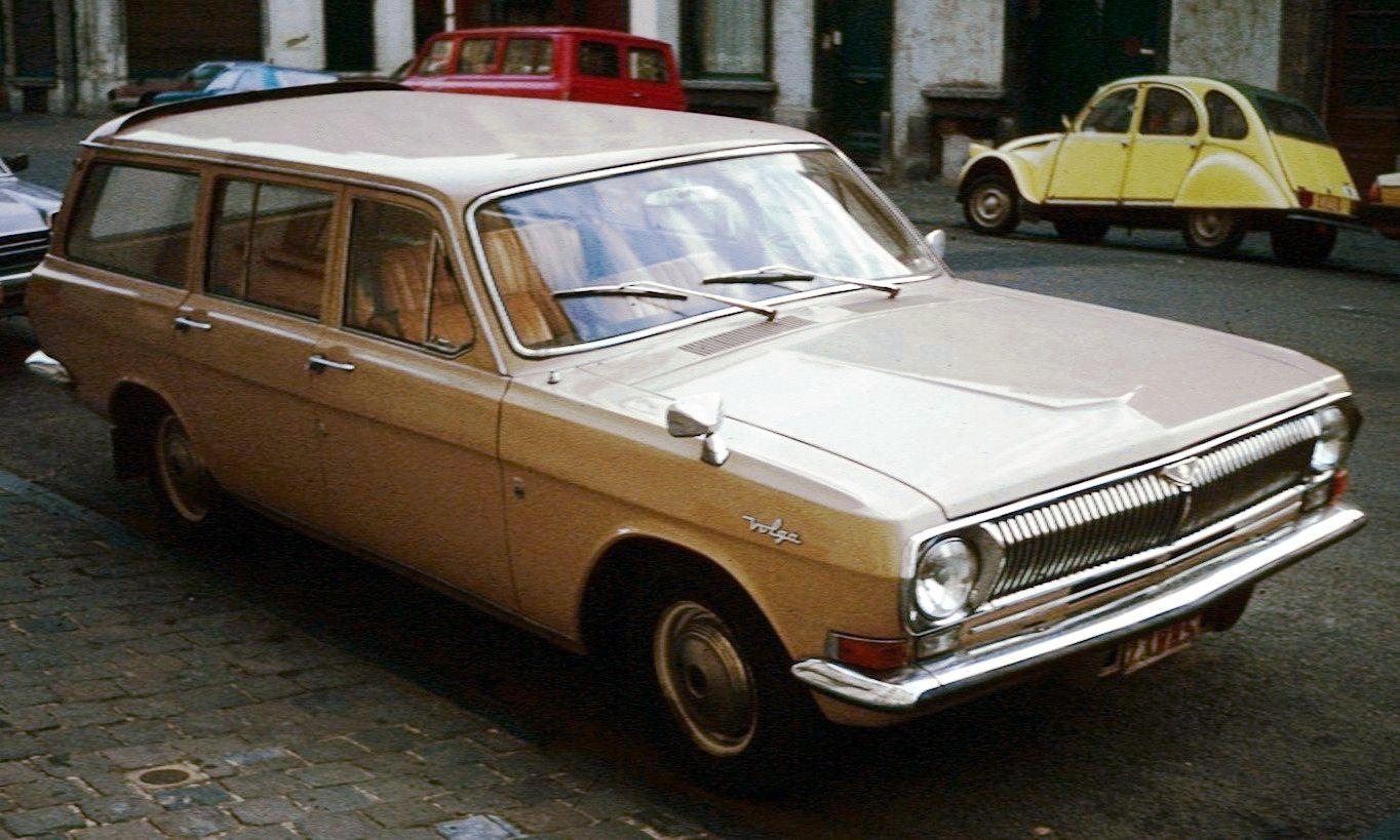 Gaz Volga Estate Classic Marques Volga Pinterest Cars