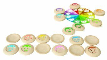 amazon com plan toys my mood memo toys games with