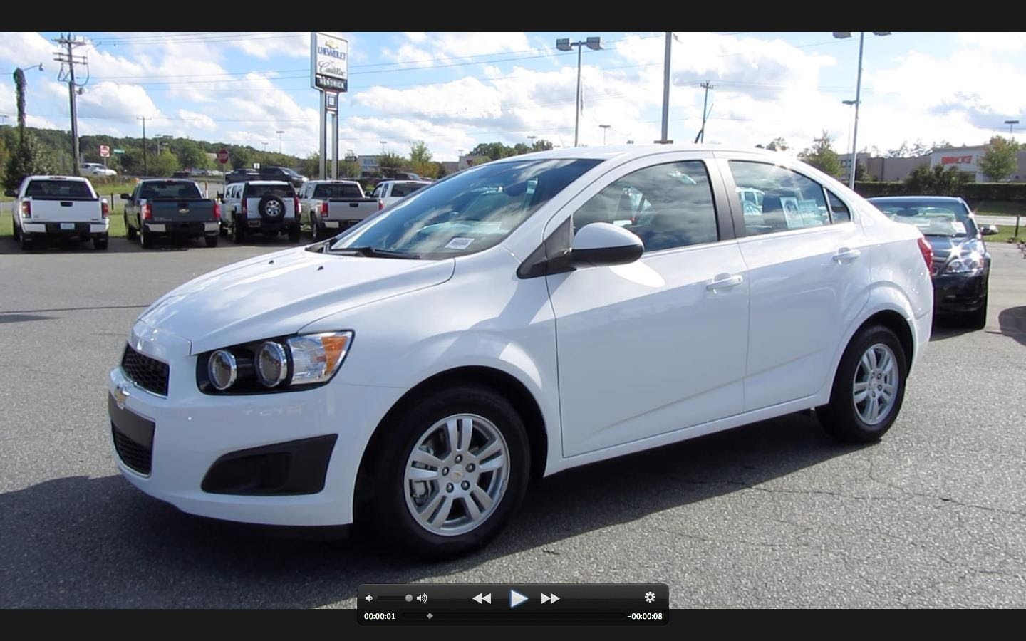 2012 Chevrolet Sonic Lt Start Up Engine And In Depth Tour Chevrolet Sonic Chevrolet Sonic