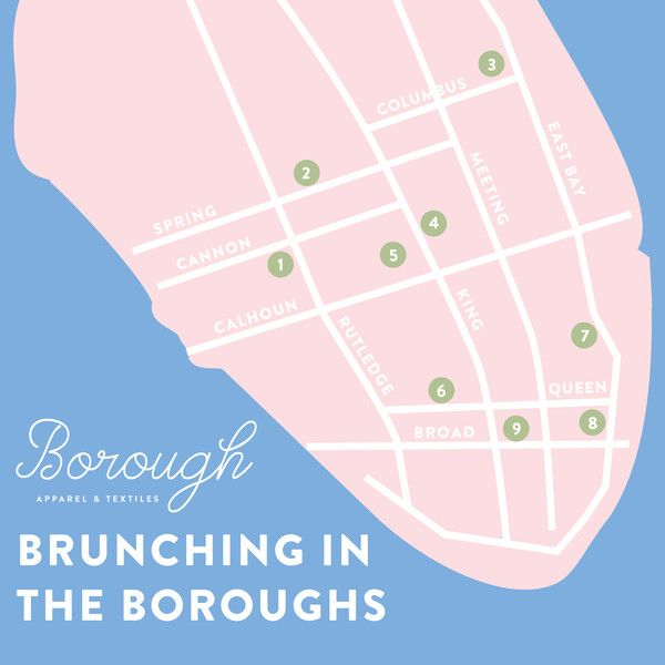 Brunching In The Boroughs