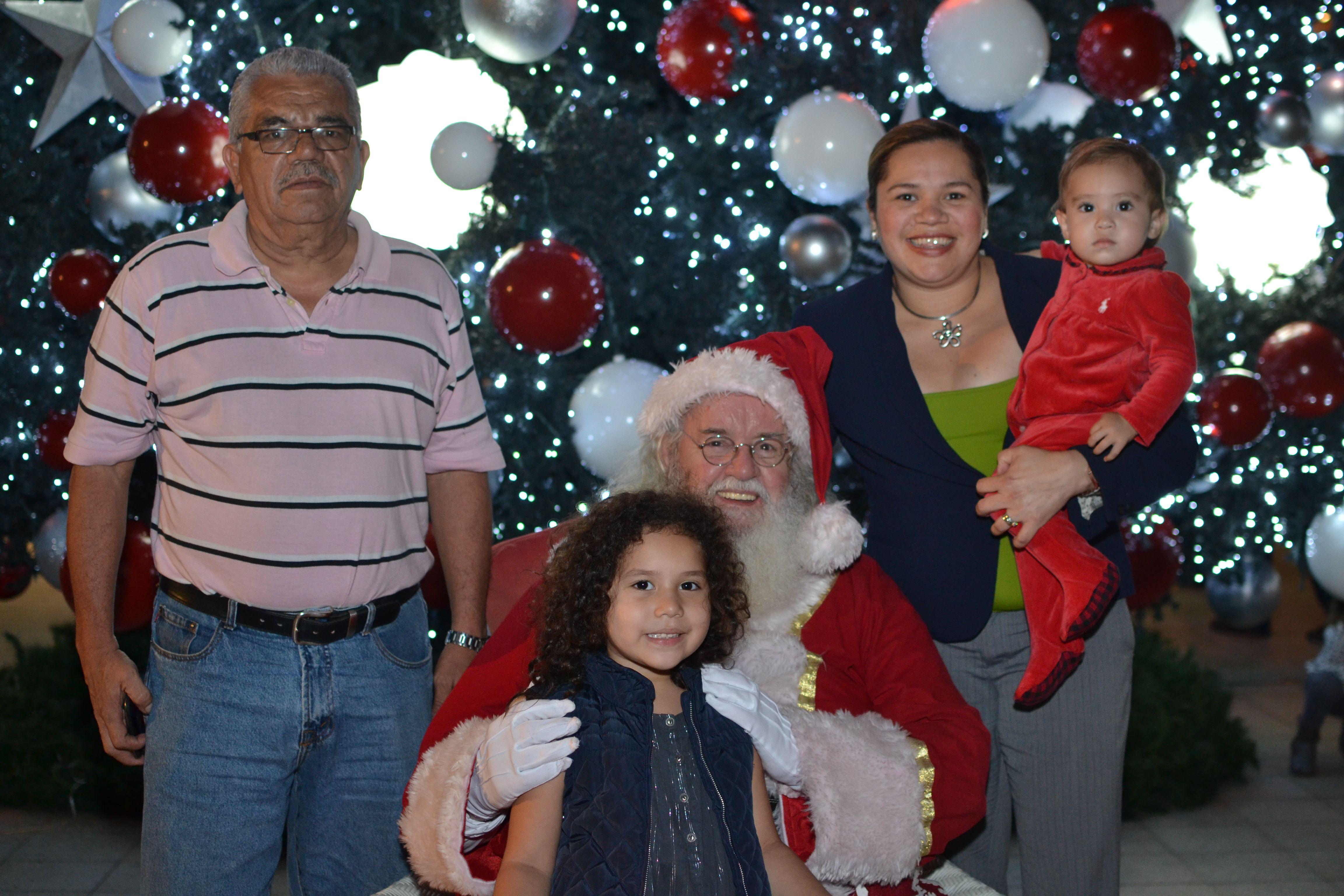 Santa & Friends.
