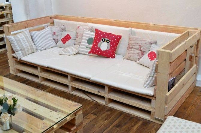 Easy And Creative Recycled Furniture Pallet Ideas Provide Best Way And  Enough Freedom To Reuse Your Retired Wood Pallets Into Crafts Of Your Own  Choice And ...