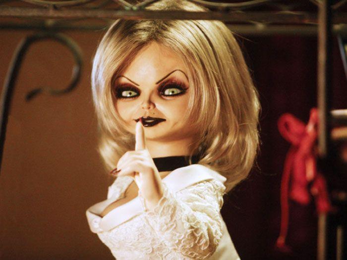 Não adianta ter o corpo de Barbie se a cara é do Chucky.