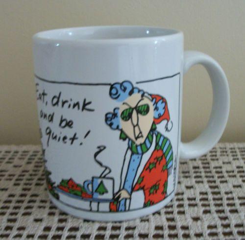 Maxine shoe box greetings hallmark christmas coffee mug cup eat cups maxine shoe box greetings m4hsunfo Image collections